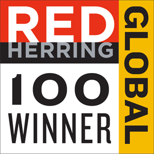 TechSharks awarded as a 2013 Red Herring Top 100 Global