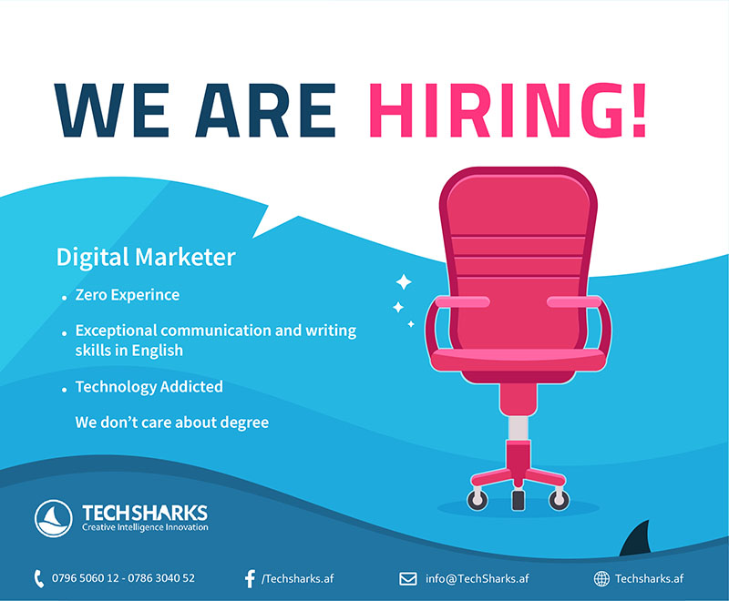 Digital Marketer With TechSharks